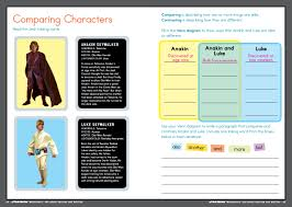 Light Saber Color Meanings Star Wars Workbook 3rd Grade Reading And Writing Workman Publishing