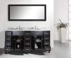 bathroom applying the double sink bathroom vanity cabinets modern