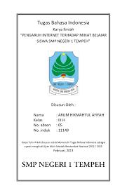 contoh membuat proposal riset contoh kata pengantar tugas bahasa indonesia fragrance coupon