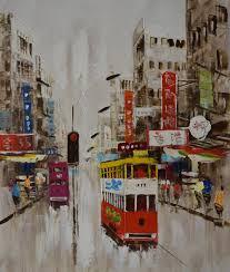 online get cheap hong kong oil painting aliexpress com alibaba