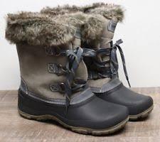 ebay womens winter boots size 11 khombu wanderer womens winter boots 1785 11 ebay