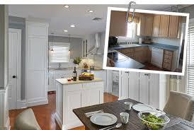 Kitchen Cabinets Harrisburg Pa Harrisburg Pa Contemporary Kitchen Renovation Mother Hubbard U0027s
