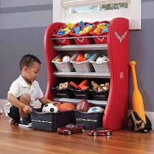 cool racing car bedroom furniture for kids cars furniture kids step2 corvette room organizer red black gray