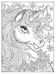 Unicorn Coloring Page To Print Rainbow Pages Thaypiniphone Unicorn Coloring