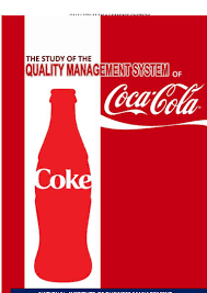 quality management system of coca cola
