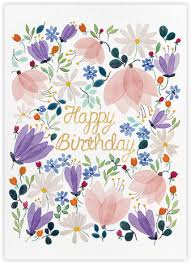 Birthday Card Birthday Cards Online At Paperless Post