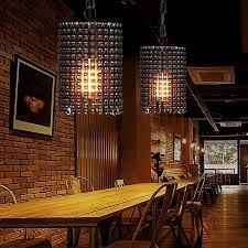 chain droplight cafe bedroom restaurant american country style