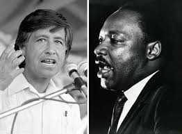 cesar chavez jesus for revolutionaries the faith of martin luther king and