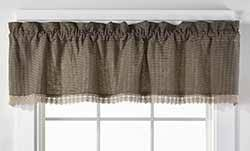 Black Lace Valance Curtains Valances Etc The Weed Patch