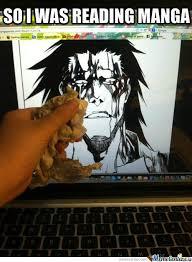 Manga Memes - so i was reading manga by monkeyd meme center