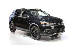 mitsubishi rvr 2015 black 2018 mitsubishi rvr news reviews picture galleries and videos
