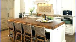 kitchen block island kitchen butcher block island contemporary with seating stools