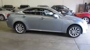 2007 Lexus Is250 Light Blue Metallic Stock 015488 Walk