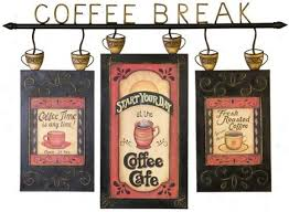 Coffee Decorations Coffee Home Decor Dream House Experience