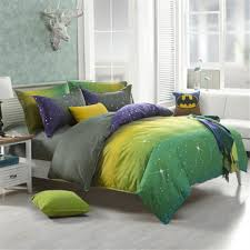 Quilted Duvet Cover King Sale Cloud Print Single Twin King Quilt Duvet Cover Bedding