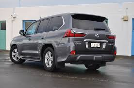 lexus v8 nz lexus lx 450d 2016 new car review trade me