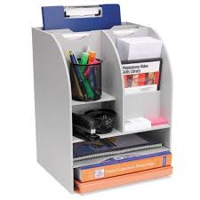 Desk Top Organizers 3 Way Desktop Organizer Marketlab Inc