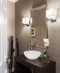 maya romanoff wallpaper dining room modern with sconce