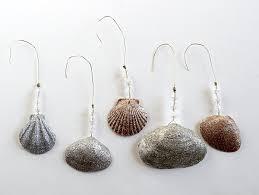 make seashell ornaments rainforest islands ferry