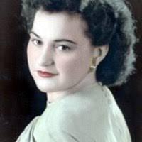 Barnes Friederich Funeral Home Hazel Barnes Obituaries Legacy Com
