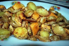 cuisiner les l馮umes anciens recette de légumes anciens rôtis au four