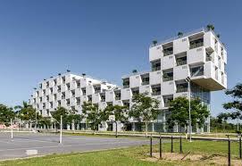 flower garden hotel hanoi vietnam inhabitat green design innovation architecture