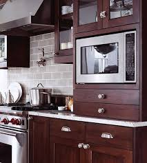 Kitchen Explore Your Kitchen Appliance by How To Integrate A Microwave Kitchens Kitchen Design And House