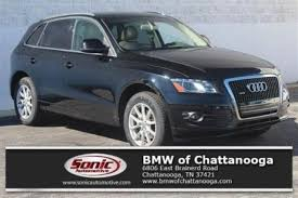 does audi q5 require premium gas used audi q5 for sale in chattanooga tn edmunds