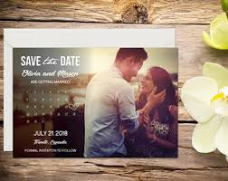 save the date st wedding save the dates etsy