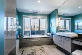 bathroom rms tiki262 turquoise black modern bathroom colorful
