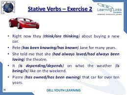 verb u0026 kinds of verbs