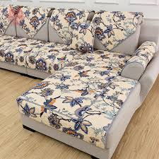 Floral Print Sofas Aliexpress Com Buy American Style Multi Color Floral Print