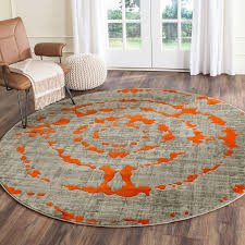 Teal And Gray Area Rug by Area Rugs Marvellous Grey And Orange Area Rug Orange Rug Ikea