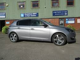 second hand peugeot for sale peugeot 308 feline used cars for sale in warrington on auto trader uk