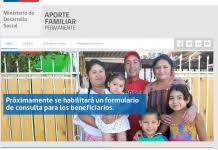 consulta sisoy beneficiaria bono mujer trabajadora 2016 consulta aqui con tu rut si eres beneficiario del aporte familiar