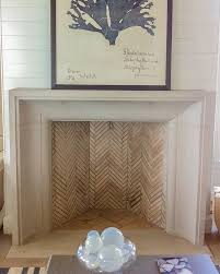 limestone fireplace surround in a beach home u2026 pinteres u2026