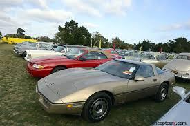 85 corvette price 1985 chevrolet corvette c4 pictures history value research
