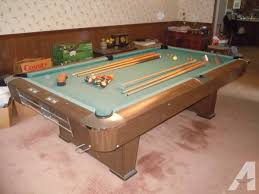 regulation pool table for sale pool table regulation size top line for sale in monticello
