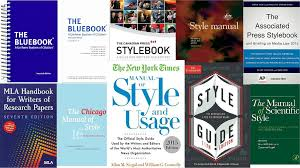 choose a style manual u0026 documentation guide for academics
