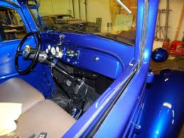 Classic Ford Truck Replacement Parts - dashboard modifications 1938 chevrolet pepsi truck custom build