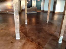 flooring awesome stained concrete floors pictures design tulsa