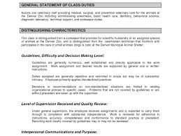 Veterinary Resume Sample by Animal Welfare Officer Sample Resume Special Needs Teaching Sample