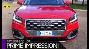 lexus nx hybrid bagagliaio audi q2 1 4 tfsi 150 cv s tronic primo test english sub youtube