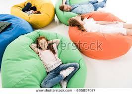 kids bean bag stock images royalty free images u0026 vectors