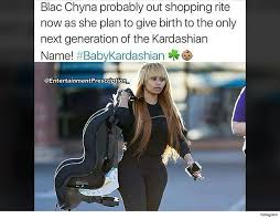Having A Baby Meme - rob kardashian blac chyna s having my baby trolls his sisters