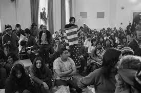 us bureau of indian affairs collier with blackfoot indians legislation