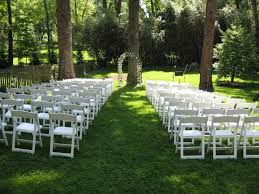 Garden Wedding Ceremony Ideas Backyard Outdoor Wedding Ideas Small Patio Wedding Ideas
