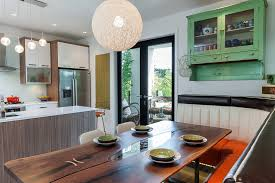 kitchen banquette ideas custom banquette seating rethinks the open plan kitchen