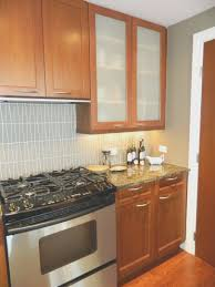 kitchen glass door kitchen cabinets small home decoration ideas