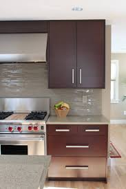backsplashes kitchen backsplash ideas without tile cabinet color